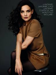 Vanity Fair Latest Issue Katie Holmes In Max Mara By Giampaolo Sgura For Vanity Fair