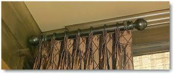 Curtain Rod Finial Decorative Curtain Rods Stylish Curtain Rods Decorative Of