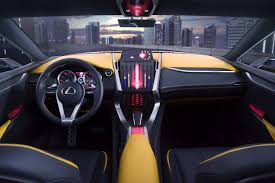 lexus lf lc interior turbocharged lexus lf nx emerges at 2013 tokyo motor show the