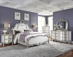 Black And Silver Bedroom Furniture by Bedroom Lavish Wicker Bedroom Furniture Witching Design Ideas