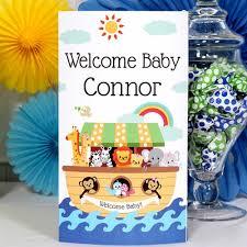 noah ark baby shower noahs ark baby shower decorations