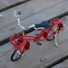bike ornaments gifts gift ftempo