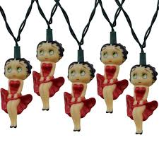 Novelty String Lights by Betty Boop Party String Lights
