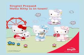 hello prepaid card singtel hello plush toys for prepaid card 20 apr 3 may