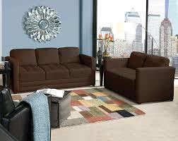 Sitting Room Furniture Sets Buchannan Microfiber Sofa Brown Best Home Furniture Decoration