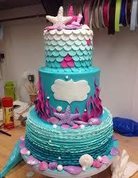 mermaid cake ideas birthday cake ideas the sea mermaid birthday cakes