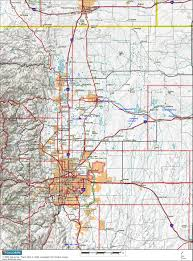 colorado front range map fort st vrain