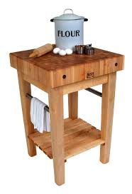 butcher block portable kitchen island boos pro prep butcher block prep station