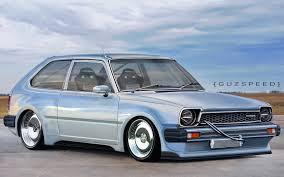 Civic 1980 Honda Civic Classic 1980 Modifinspirasi