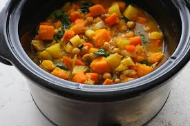 Vegan Main Course Dishes Slow Cooker Root Vegetable Stew Recipe Chowhound