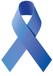 blue support ribbon diabetes awareness month clipart 49