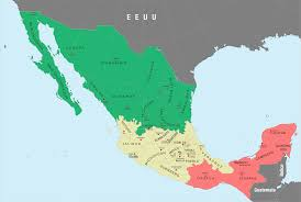 Jalisco Mexico Map Mexican Call Areas By State