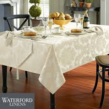 whitmore table linens from waterford linens
