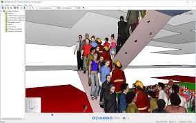 refuge floor firefighters and elevators thunderhead engineering