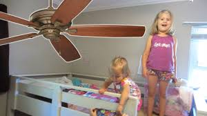 Bunk Bed Fan Chopping Heads With Ceiling Fans