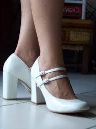 chaussures blanches mariage envie de talons hauts pour votre mariage carole cellier