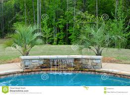 pool water feature stock photos image gallery including swimming
