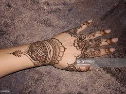 tattoos design on hand henna design on hand stock photo getty images