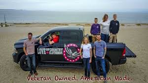 love of country i military family owned american made