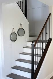 from carpet to hardwood our staircase makeover satori design