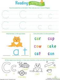 learning letters worksheet www kidzone ws preschool fun pinterest