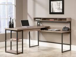 large corner desk office desk interior light brown wooden corner desk with drawers