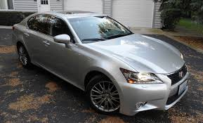 lexus sedan gas mileage road test review 2014 lexus gs350 awd is quick and balanced with