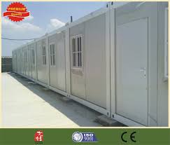 china container house project for temporary building china
