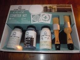 chalk paint starter kit folkart home decor paints wax brushes