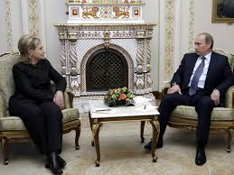 Hillary Clinton Homes by Russian Tv Reveals Kremlin U0027s Thoughts On Clinton Cbs News