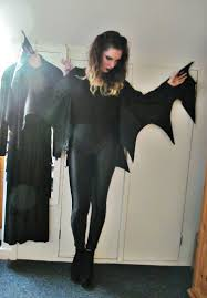 a lot of halloween costumes diy bat costume jessthetics