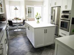 l shaped kitchen island image of subway tile l shaped kitchen
