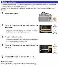 how do i format a resume how do i format a memory card in a lumix fz200 camera