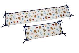 Bathtub Bumper Pads Disney Baby Nemo U0027s Wavy Days Crib Bumper U0026 Reviews Wayfair