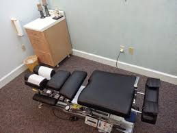 chiropractic tables for sale refurbished lloyd mcmanis flexion chiropractic table for sale