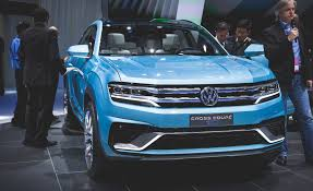 Volkswagen Gte Price Volkswagen Cross Coupe Gte Concept Photos And Info U2013 News U2013 Car