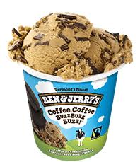 Franchise Coffee Toffee coffee coffee buzzbuzzbuzz ben jerry s
