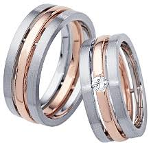 furrer jacot furrer jacot two tone wedding band diamond ideals