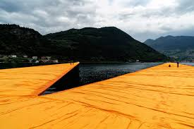 christo u0027s newest project walking on water the new york times