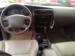 2013 4runner Limited Interior Tokunbo 2002 Toyota 4runner Limited Autos Nigeria