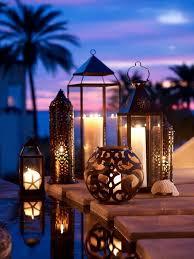 jardins et terrasses decorer exterieur lanterne de jardin