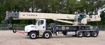 first kenworth truck first terex crossover 8000 delivered medium duty work truck info