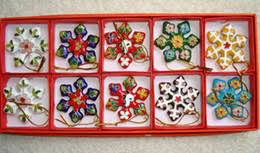 small snowflake ornaments small snowflake ornaments for sale