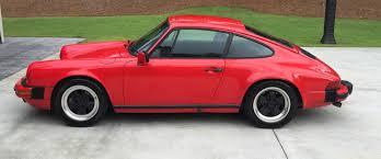 84 porsche 911 for sale 1984 porsche 911 3 2 for sale guards