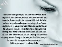 mothers day 2016 quotes and sayings from daughter after death