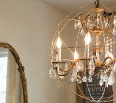 How To Make Crystal Chandelier Remodelaholic Chandelier