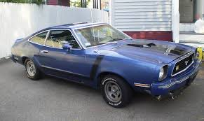 1978 mustang paint colors