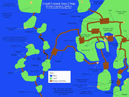 Final Fantasy World Map by Final Fantasy Crystal Chronicles Conall Curach Area 2 Map For