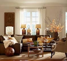 pottery barn decorating ideas white curtains cream walls warm furniture mi casa ideas