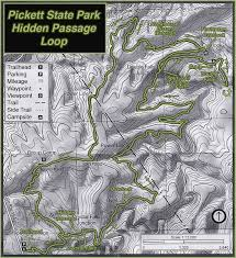 White Clay Creek State Park Map Pickett State Park Trail Map Image Gallery Hcpr
